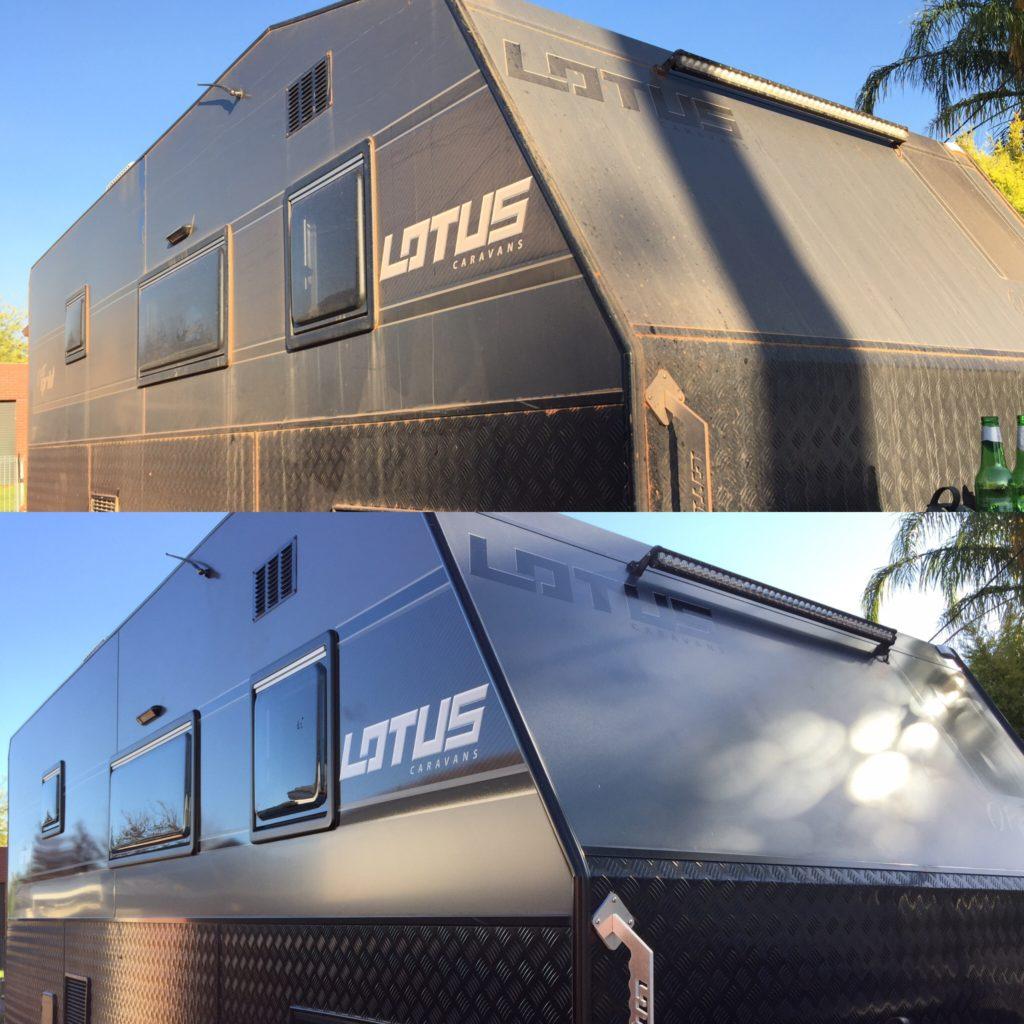 caravan detailers Perth